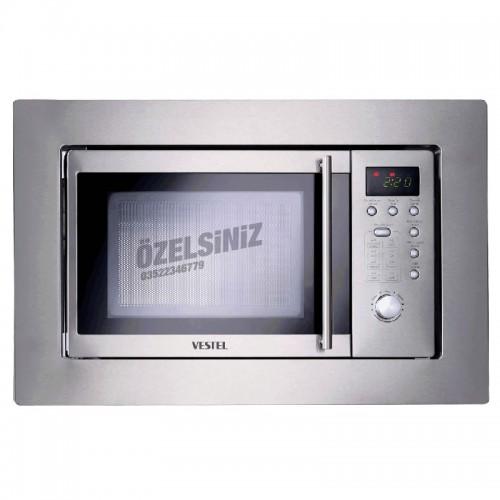 Vestel AMD-2011 X 20 LT Ankastre Mikrodalga Fırın (Çerçevesi Dahildir.)