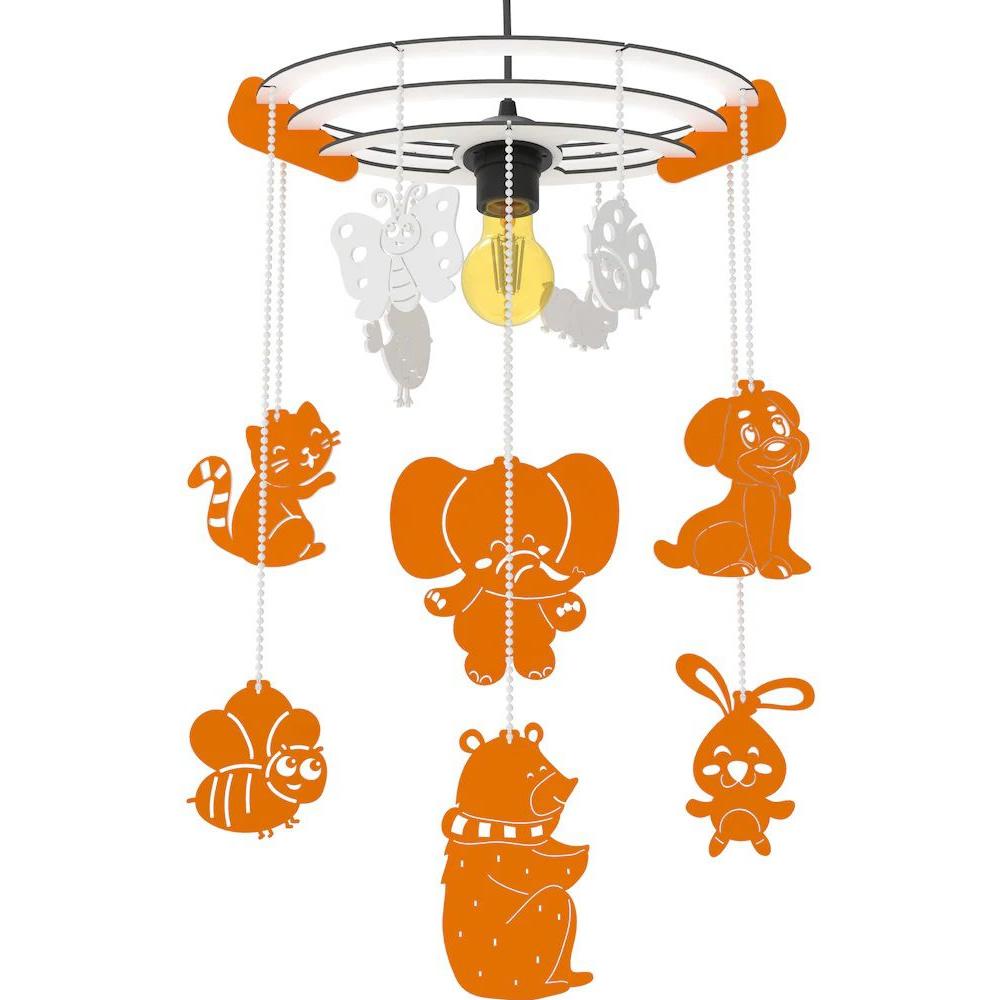 Çocuk ve Bebek Odası Avize Aydınlatma Dekoratif WoodACT Bellus