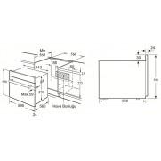 Vinola OFA501 Dijital Saatli Multifonksiyon Fırın Turbolu